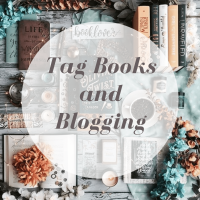Tag Books and Blogging #8